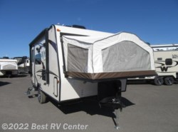 New 2017  Forest River Rockwood Roo 17 SOLID SURFACE/ / Oyster Fiberglass / Frameless  by Forest River from Best RV Center in Turlock, CA