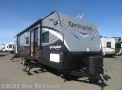 New 2017  Keystone Springdale 38FQ Two Bedrooms/ Two Entry Doors/ Sliding Patio  by Keystone from Best RV Center in Turlock, CA