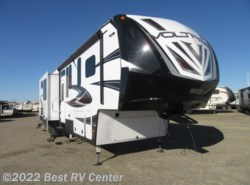 New 2017  Dutchmen Voltage 3975 Three Slide Outs/ Three A/Cs/ 6 Point Hydraul by Dutchmen from Best RV Center in Turlock, CA