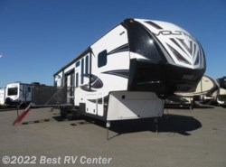 New 2017  Dutchmen Voltage 4155 CALL FOR THE LOWEST PRICE! /12Ft 6in Garage/3 by Dutchmen from Best RV Center in Turlock, CA