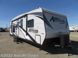 New 2017  Eclipse Attitude 27SAG  Gray 160W Solar/ Smoth Fiber Glass / 4.0 ON by Eclipse from Best RV Center in Turlock, CA