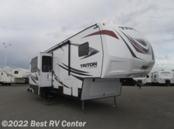 New 2017  Dutchmen Voltage TRITON 3551 /Onan 5.5 Generator/Two Bathrooms/Dual by Dutchmen from Best RV Center in Turlock, CA