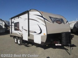 New 2017  Forest River Wildwood 190RBXL Murphy Bed/ Rear Bathroom / All Power Pack by Forest River from Best RV Center in Turlock, CA