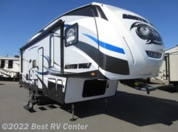 New 2017  Forest River Arctic Wolf 265DBH Rear Double Bunk/ Auto Leveling / Out Door  by Forest River from Best RV Center in Turlock, CA