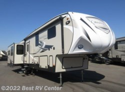 New 2017  Forest River  Chaparral 391QSMB Outdoor kitchen/ Two Twin Bunk/S by Forest River from Best RV Center in Turlock, CA