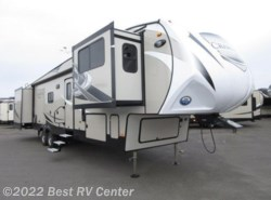 New 2017  Coachmen Chaparral 370FL Five Slideouts / Front Living Room /Two Entr by Coachmen from Best RV Center in Turlock, CA