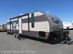 New 2017  Forest River Cherokee Grey Wolf 26RR TOY HAULER/ FRONT SLEEPE by Forest River from Best RV Center in Turlock, CA