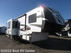 New 2017  Dutchmen Voltage 3805 CALL FOR THE LOWEST PRICE! /14 Ft Garage/6 Po by Dutchmen from Best RV Center in Turlock, CA
