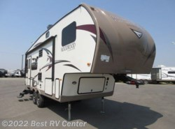 New 2017  Forest River Rockwood Signature Ultra Lite 2440WS /SOLID SURFACE/TWO SLIDEOUTS by Forest River from Best RV Center in Turlock, CA
