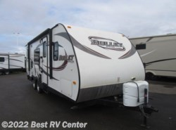 Used 2014  Keystone Bullet Ultra Lite 246RBS Two Entry Doors/ Slide Outs/ Rear Bathroom by Keystone from Best RV Center in Turlock, CA