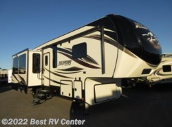 New 2017  Keystone Alpine 3401RS IN COMMAND SMART AUTOMATION SYST/ 6 POINT H by Keystone from Best RV Center in Turlock, CA