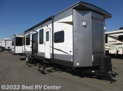 New 2018 Forest River Wildwood Lodge 395RET Rear Entertainment/ Dual AC / Bedroom Slide available in Turlock, California