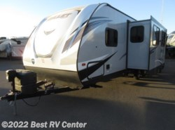 New 2018 Keystone Bullet Ultra Lite 287QBWE Out Door Kitchen/ Rear Four Bunks with a D available in Turlock, California