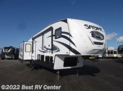 New 2018 Forest River Sabre 36BHQ Auto Leveling/ Mid Bunks WiTH Loft/ Dual A/C available in Turlock, California