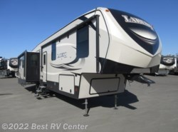 New 2018 Keystone Laredo 358BP Butler's Pantry/Office/ 3 Slide Outs/ Rear L available in Turlock, California