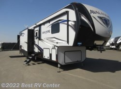 New 2019 Keystone Avalanche 385BG Side Patio/ Bunk Room/ Auto Leveling/ 2 Bedr available in Turlock, California