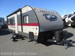 New 2018 Forest River Cherokee Grey Wolf 23QB Rear Bath/ Front Walkaround Queen available in Turlock, California
