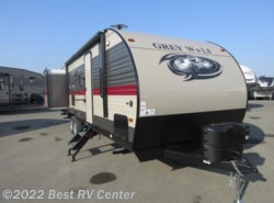 New 2018 Forest River Cherokee Grey Wolf 27DBS Two Slide Outs/ U Shaped Dinette/ Rear Bunks available in Turlock, California