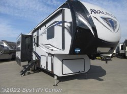 New 2018 Keystone Avalanche 320RS 6 POINT AUTO LEVELING/ DUAL A/C available in Turlock, California