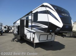 New 2018 Keystone Fuzion FZ427 13.6 Ft Gar 13.6 Ft Garage/ 2  Bathrooms/6 P available in Turlock, California