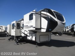 New 2018 Keystone Alpine 3801FK Front Kitchen/ 5 Slide Outs/ 6 Pt Hydraulic available in Turlock, California