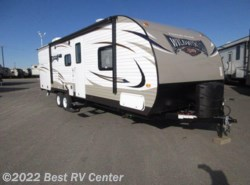 New 2016  Forest River Wildwood 272RBXL ALL POWER PACKAGE/ Outside Kitchen/ Rear B by Forest River from Best RV Center in Turlock, CA