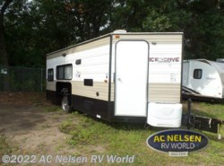 Used 2015  Forest River Cherokee Ice Cave 16GR by Forest River from AC Nelsen RV World in Shakopee, MN