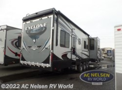 New 2017  Heartland RV Cyclone 4005 by Heartland RV from AC Nelsen RV World in Shakopee, MN