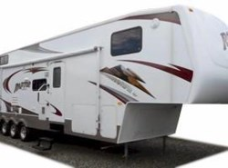 Used 2008  Keystone Raptor 3600RL by Keystone from Best Value RV in Krum, TX