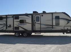 Used 2015  Keystone Premier 34BHPR by Keystone from Best Value RV in Krum, TX