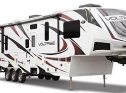 Used 2014  Dutchmen Voltage 3950 by Dutchmen from Best Value RV in Krum, TX