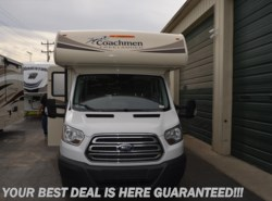 New 2017  Coachmen Freelander Micro Minnie 20CBT by Coachmen from Delmarva RV Center in Milford, DE