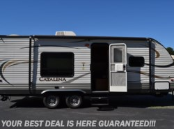 Used 2014  Coachmen Catalina 223FB by Coachmen from Delmarva RV Center in Seaford in Seaford, DE