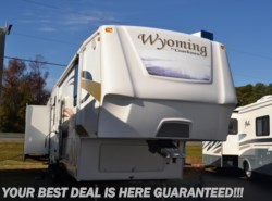 Used 2009  Coachmen Wyoming  338 RLQS by Coachmen from Delmarva RV Center in Seaford in Seaford, DE