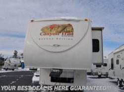 Used 2007  Gulf Stream Canyon Trail 34RL by Gulf Stream from Delmarva RV Center in Seaford in Seaford, DE