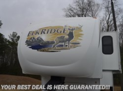 Used 2011  Heartland RV ElkRidge 35QSQB by Heartland RV from Delmarva RV Center in Seaford in Seaford, DE