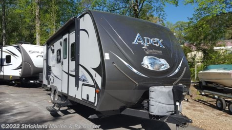 2014 Coachmen Apex 215RBK
