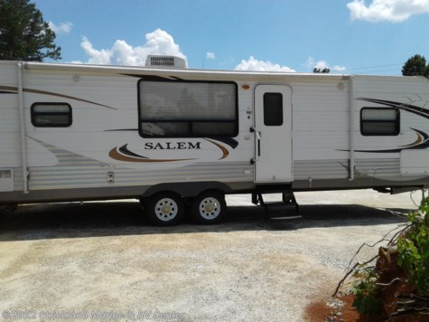 2012 Forest River Salem 27RKSS