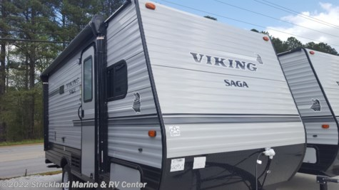 2019 Coachmen Viking Saga 17 BH Saga
