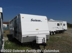 Used 2004  Forest River Salem 27BH by Forest River from Colerain RV of Columbus in Delaware, OH