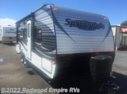 New 2017  Keystone Springdale 202QB by Keystone from Redwood Empire RVs in Ukiah, CA