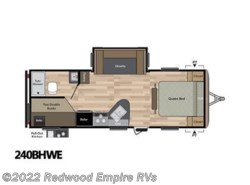 New 2017  Keystone Springdale 240BHWE by Keystone from Redwood Empire RVs in Ukiah, CA