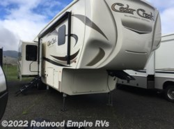 New 2017  Forest River Cedar Creek Silverback 33RK by Forest River from Redwood Empire RVs in Ukiah, CA