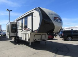 New 2016  Forest River Sandpiper 343RSOK by Forest River from First Choice RVs in Rock Springs, WY