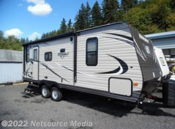 New 2017  Keystone Hideout 21FQWE by Keystone from U-Neek RV Center in Kelso, WA