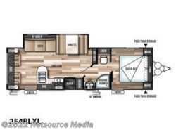 New 2017  Forest River Wildwood X-Lite 254RLXL by Forest River from U-Neek RV Center in Kelso, WA