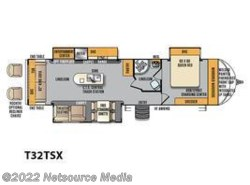 New 2017  Forest River Wildcat Maxx T32TSX by Forest River from U-Neek RV Center in Kelso, WA