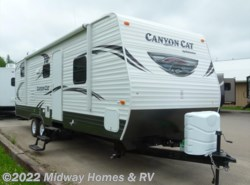 New 2015  Palomino Canyon Cat 26FBSC rental by Palomino from Midway Homes & RV in Grand Rapids, MN