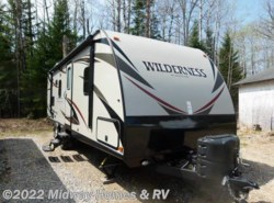 New 2016  Heartland RV Wilderness 2450FB by Heartland RV from Midway Homes & RV in Grand Rapids, MN