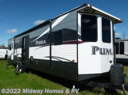 New 2016  Palomino Puma 39PFK by Palomino from Midway Homes & RV in Grand Rapids, MN